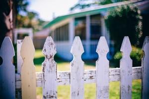 picket-fences